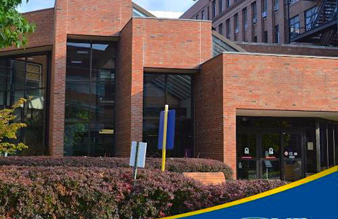 URMC Mental Health and Wellness Building