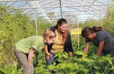 Agroecology Farm Tour