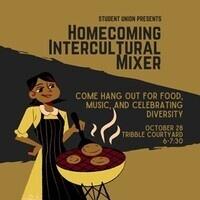 Homecoming Intercultural Mixer