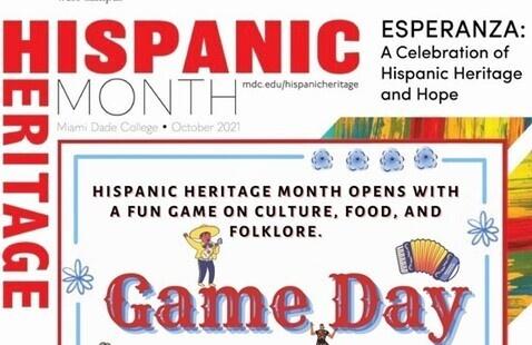 Hispanic Heritage Game Day