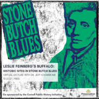 Leslie Feinberg's Buffalo: Historic Sites in Stone Butch Blues
