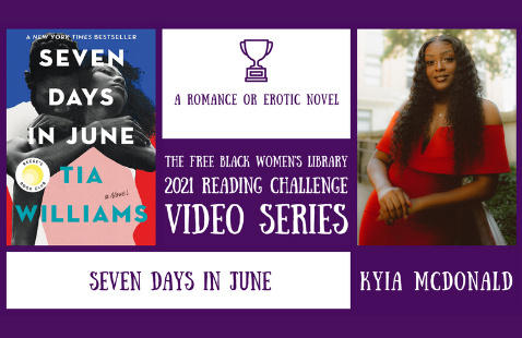The Free Black Women's Library 2021 Reading Challenge Video Series