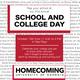 School & College Day
