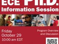 Cornell ECE Ph.D. Program Overview and Information Session