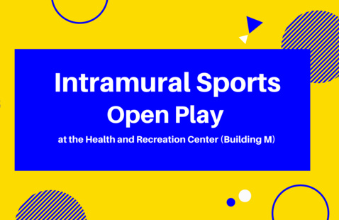 Intramural Sports Open Play