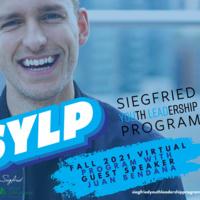 SIEGFRIED YOUTH LEADERSHIP PROGRAM® (SYLP)