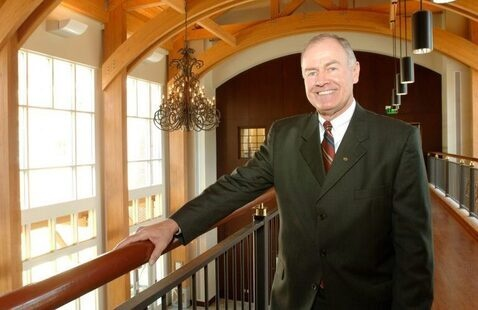 75th Anniversary Dean's Forum & Alumni Social with Dr. Richard Brinker