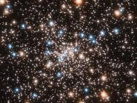 An ancient stellar jewelry box, a globular cluster called NGC 6397, glitters with the light from hundreds of thousands of stars CREDIT: NASA