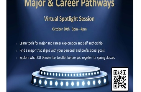 Major & Career Pathways Virtual Spotlight Session