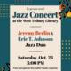 Jazz Concert: Jeremy Berlin – Eric T. Johnson Jazz Duo