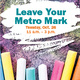 Leave Your Metro Mark