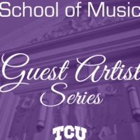 CANCELED- Guest Artist Series:  Andrew Eldridge, percussion