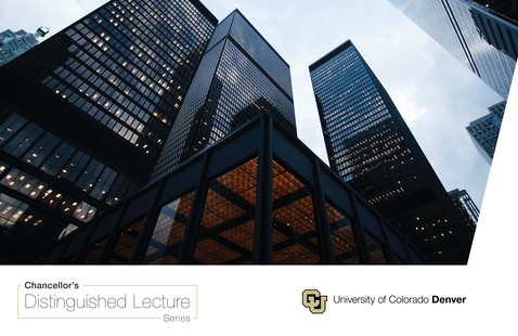 Chancellor's Distinguished Lecture Featuring Paul Boulos, PhD