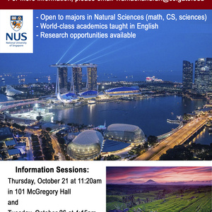Fall 2022 Singapore Exchange Information Session