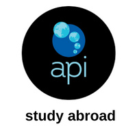 API Study Abroad Information Booth