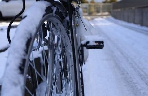 Winter Cycling Class