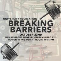 UREC Breaking Barriers