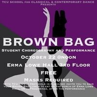 Brown Bag Dance Concert