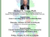 Racker Lecture Michael W. Young