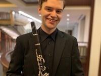 Joe Hands, clarinet