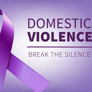 Domestic Violence Awareness Colgate Wears Purple