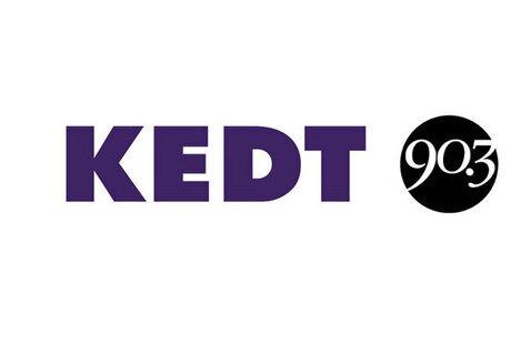 KEDT FM Logo