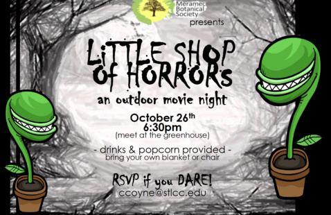 little shop of horrors graphic