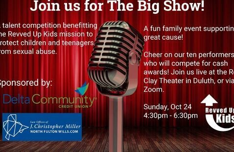 Revved Up Kids The Big Show Charity Talent Competition