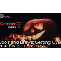Next SCV - Boo's and Brews: Getting Over Your Fears in Business