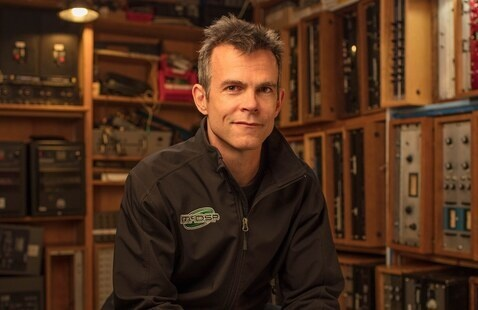 Colin McDowell  - Founder and CEO of McDSP Plugins