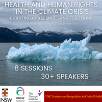 Health and Human Rights in the Climate Crisis: Charting Challenges and Solutions