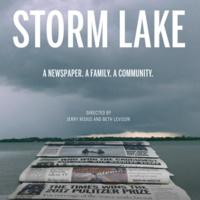 """""""Storm Lake"""" Documentary Screening"""