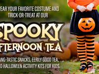 Spooky Tea