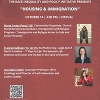 Housing and Immigration