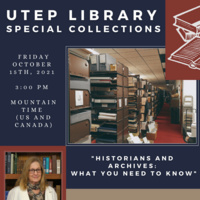 UTEP Library Special Collections