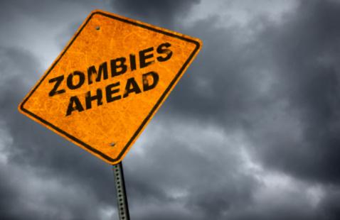 Lauren's Zombie Apocalypse