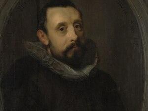 painting of Jan Pieterszoon Sweelinck