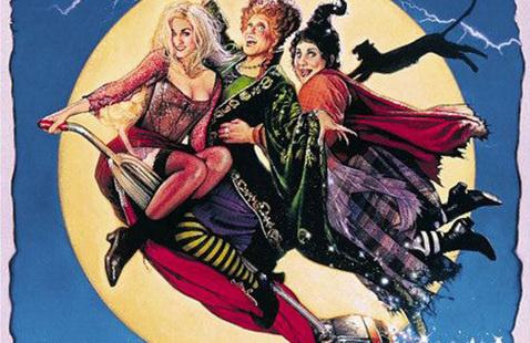 Gray Fund: Halloween Movie Night feat. Hocus Pocus