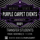 Weber State University - Purple Carpet Event (For transfer students)