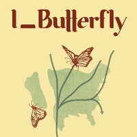 I_Butterfly: the featured image is an illustration by UAB student Matthew Davis. It features two monarch butterflies and their migratory paths superimposed on a partial map of the United States.