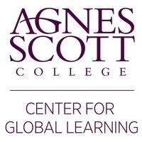 Text logo of Agnes Scott College: Center for Global Learning