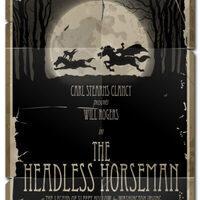 Halloween Family Movie Night: The Legend of Sleepy Hollow