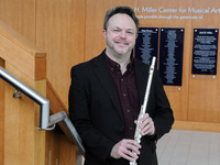 Event image for Faculty Flute Recital: Gabe Southard
