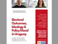 Electoral Outcomes, Ideology & Policy Mood in Uruguay