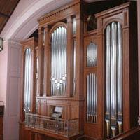 Friday Night Organ Pump