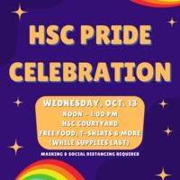 HSC Pride Celebration