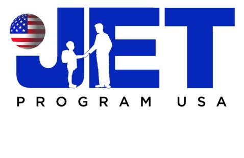 JET program USA logo