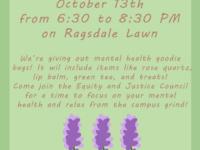 EJC Mental Health Event