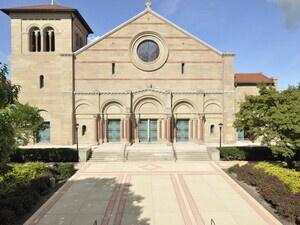 Finney Chapel exterior