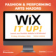 Wix It Up: Launch Your Portfolio Website In 60 Minutes!